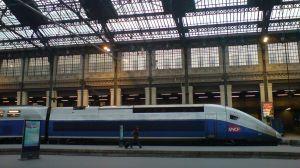 A TGV