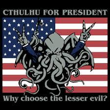 politics cthulhu