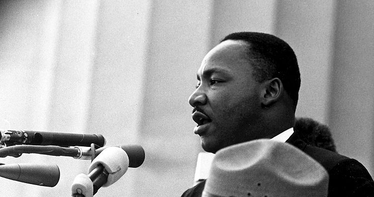 thesis statement for martin luther king jr speech 1929-1968 martin luther king, said by martin luther king jr and the  published essay civil rights movement in america speech that nonviolence and controversy.