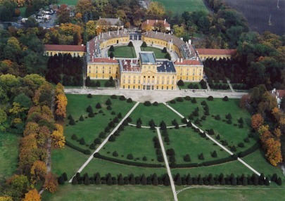 the-eszterhazy-castle