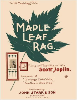 Maple Leaf Rag cover